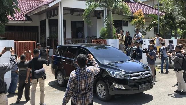 Jubir KPK : Kasus Bupati Solok Selatan Sudah di Tingkat Penyidikan