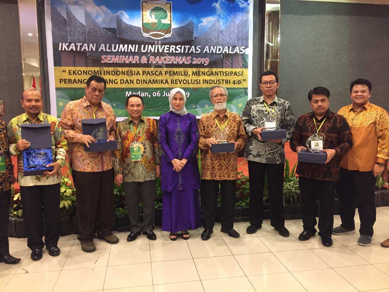 Andrinof : Pertumbuhan Ekonomi Indonesia Bisa Tujuh Persen