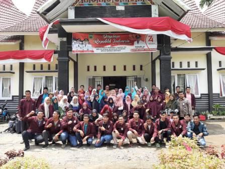 WR I UIN IB Terima Kembali Mahasiswa KKN dari Camat Tigo Nagari