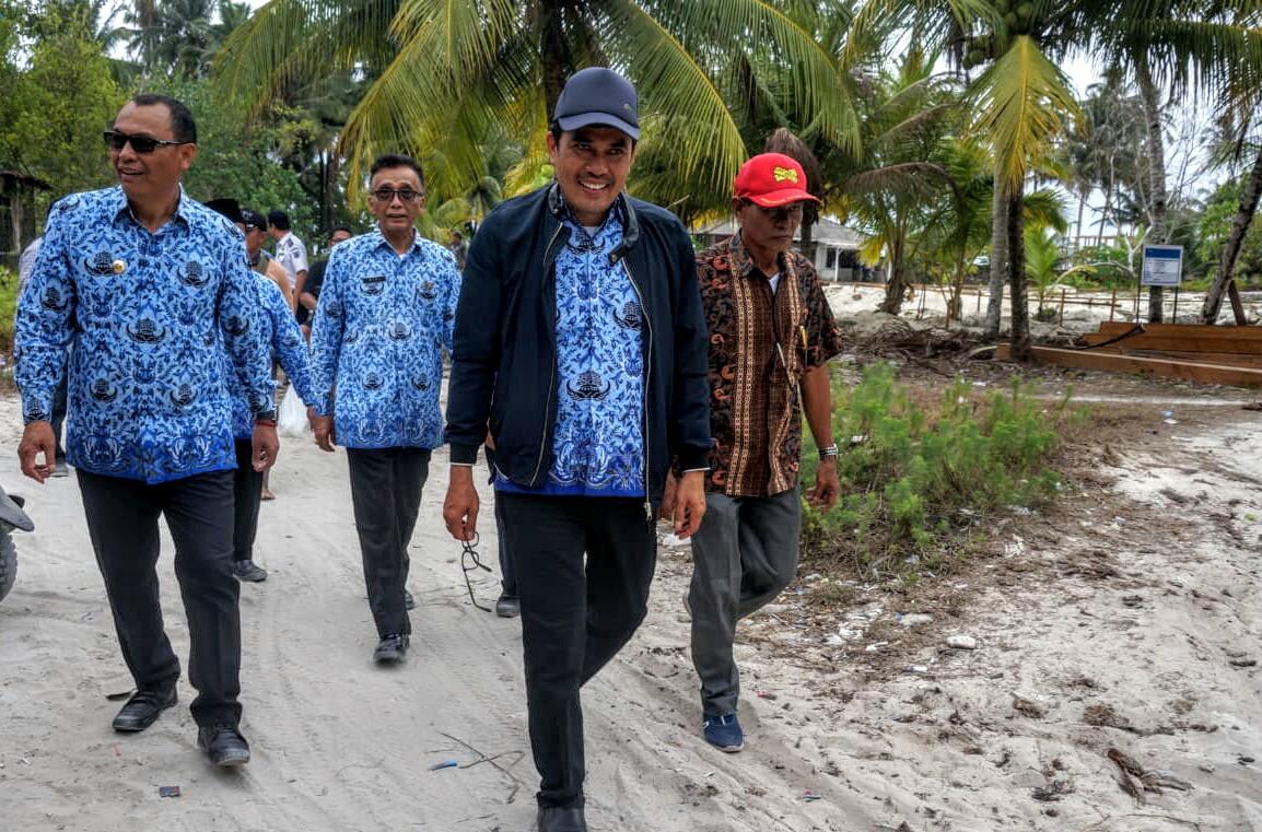 Bappeda Mentawai Siapkan Kawasan Wisata Terintegrasi di Desa Katiet