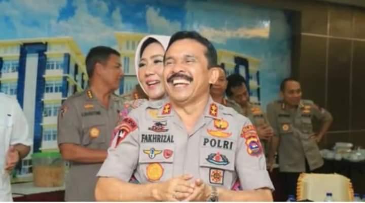 Kapolda Fakhrizal Dituding Anggota Komisi III DPR, Kapolri: Ikut Pilkada, Obatnya Diganti