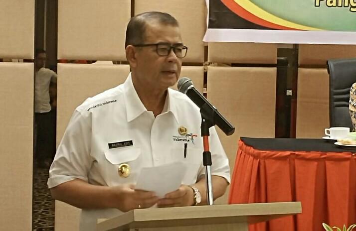 Wagub Nasrul Abit : Tour de Singkarak Harga Diri Sumatera Barat