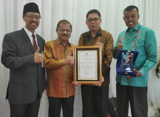 Menkes RI Nobatkan Padang Pariaman Sebagai Daerah Percontohan Nasional