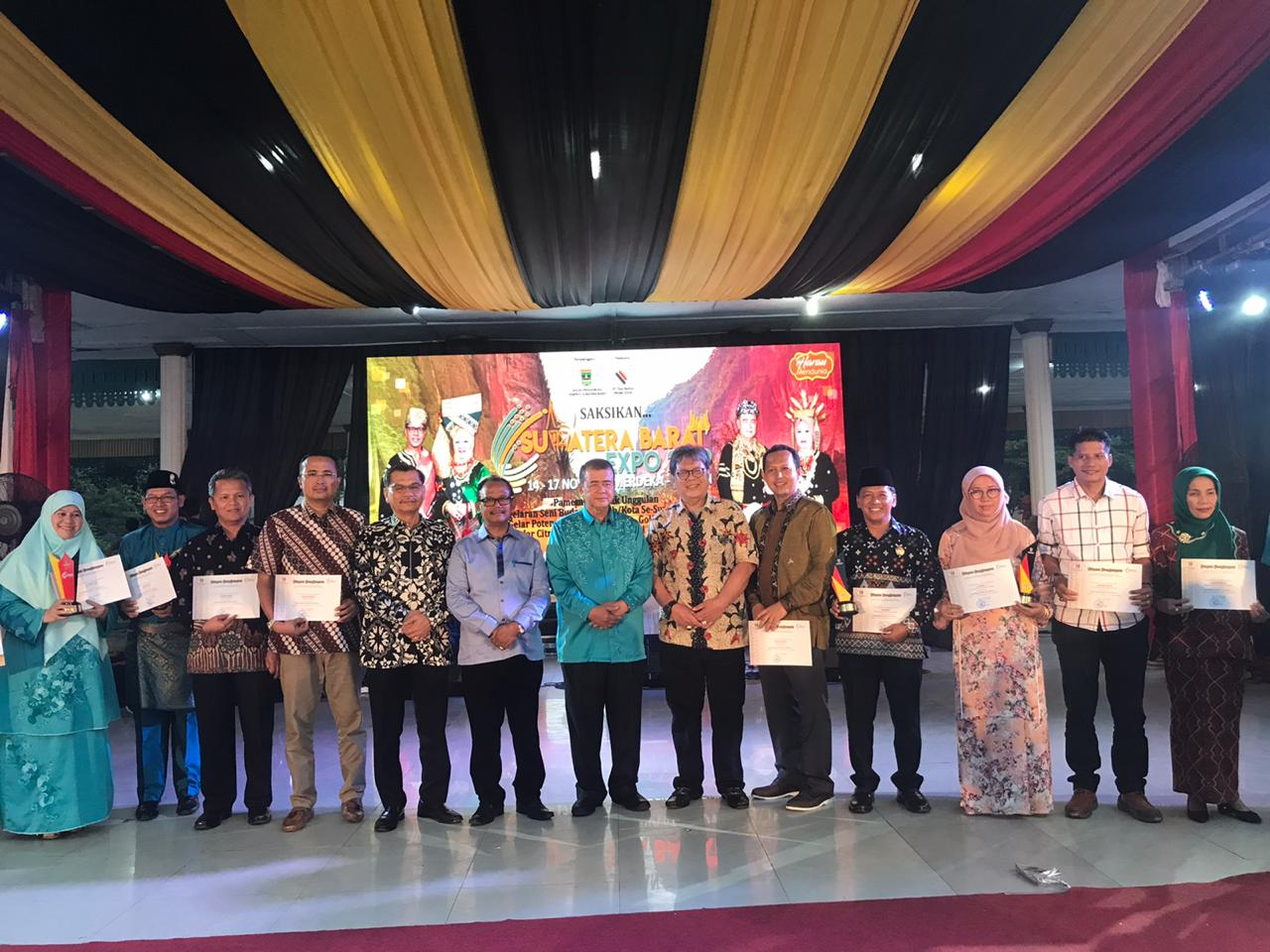 Nasrul Abit : Sumbar Ekspo di Medan, Promosi Potensi Daerah