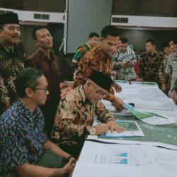 Pertama di Sumatera. Pasbar Punya Peta Batas Pemerintahan Nagari
