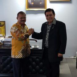 Mayjen TNI (Purn) Syamsu Djalal Janji Temui Presiden Bantu Percepatan Pembangunan Tarok City