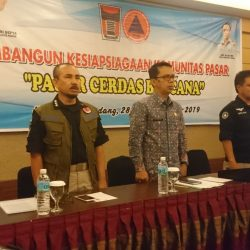 BPBD Padang Siapkan Pasar Cerdas Bencana
