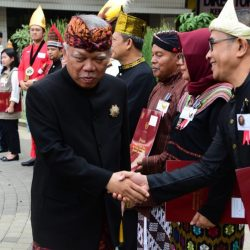 Menteri Basuki : Sambutan Presiden Pada Hari Bakti PU 74 Jadi Pedoman Kerja 5 Tahun ke Depan