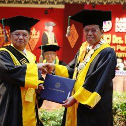 DR (HC) Jusuf Kalla Sebut Pendidikan Kunci Kemajuan Bangsa