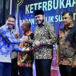 Walikota Fadly Amran Sang Motivator Keterbukaan Informasi 2019
