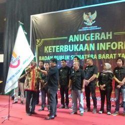 HM Nurnas Kukuhkan Forum Jurnalis KIP Pertama di Indonesia