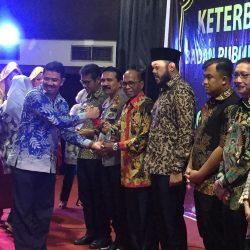 HM Nurnas dan Afrizal, Motivator Keterbukaan Informasi dari DPRD Sumbar