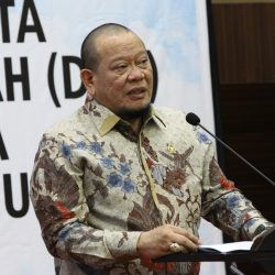 Ketua DPD RI Minta Sektor Swasta Lokal Dilibatkan dalam Pembangunan Infrastruktur