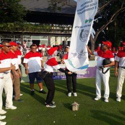 Perebutkan Piala Risma, Alumni Unand Gelar Turnamen Golf di Kota Pahlawan