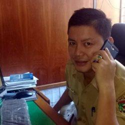 Bupati Yuswir Arifin Tunjuk Henry Chaniago jadi Kepala BPBD Sijunjung
