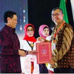 Payakumbuh Terima Penghargaan Kota Peduli HAM