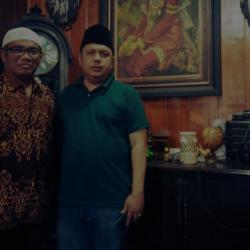 Maju Pilkada Sijunjung, Buya Habib Minta Dukungan Ketua PKB Sumbar