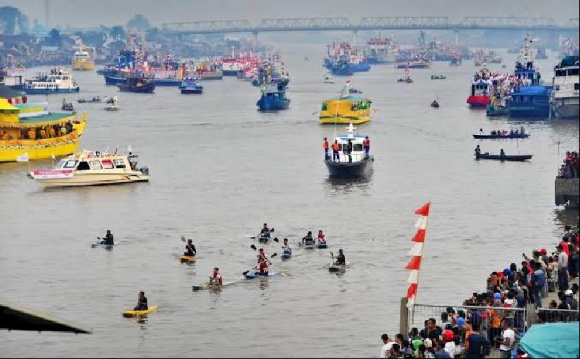 Sungai Terpanjang Di Indonesia Sumber Informasi Terpercaya