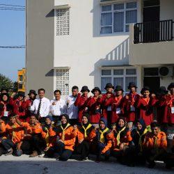 GelarDiklat SARCA, 22 Mahasiswa UNP Giatkan MPALH