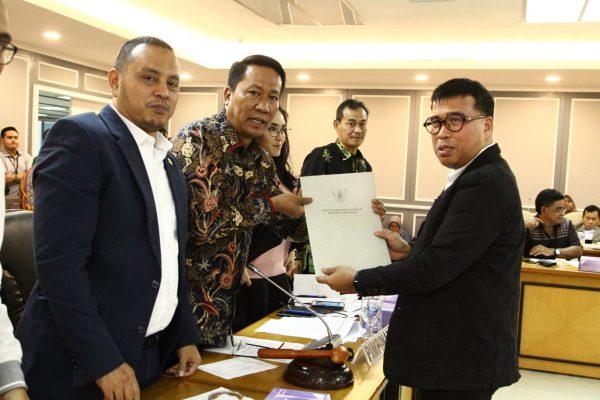 DPD RI Jadikan RUU Kepulauan Prioritas Prolegnas Tahun 2020