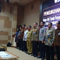 Pengurus IATPI Provinsi Kalimantan Barat Dilantik