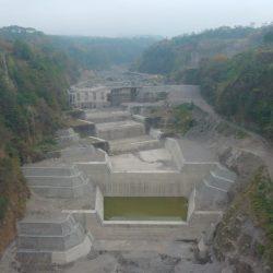 Sabo Dam Kali Woro Kurangi Resiko Banjir Lahar Gunung Merapi di Jateng