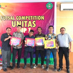 Futsal Competition Unitas Cup I Resmi Ditutup