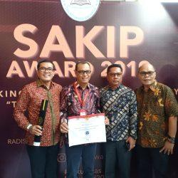 Ketiga Kalinya, Pemkab Mentawai Mendapat Penghargaan SAKIP dari MenPAN/RB
