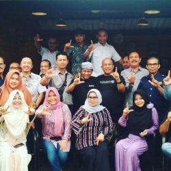 Dheni Kurnia Dipercaya jadi Plt Ketua JMSI Riau