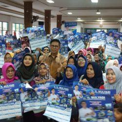 Sapa Masyarakat Pelosok Sumbar, Mulyadi Ingatkan Pemimpin untuk Selalu Tepati Janji
