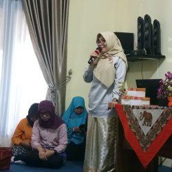 DKK Padang : Lingkungan Adzkia Bebas Tubercolosis