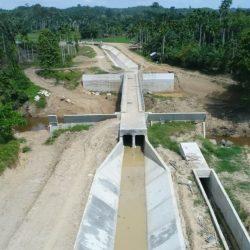 Konstruksi Capai 68 Persen, Bendungan Keureuto Kurangi Risiko Banjir di Aceh Utara