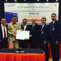 RUPS-LB Bank Nagari Tetapkan Syafrizal jadi Plt Direktur Utama