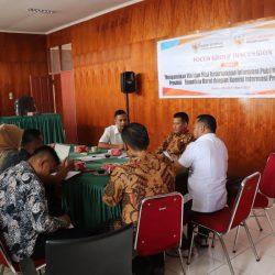 Komisi Informasi Banten dan Sumbar Samakan Persepsi Soal Keterbukaan