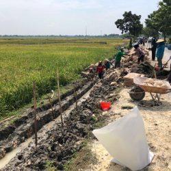 Program Padat Karya Tunai Irigasi Kementerian PUPR 2020 Jangkau 6.000 Lokasi
