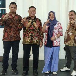 Wako Bukittinggi Siap jadi Tuan Rumah Regional Meetting Komisi Informasi se Sumatera