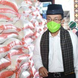 Bupati Agam, DR. Indra Catri: Pastikan Segera Beras Tersedia di Rumah Masyarakat Kurang Mampu