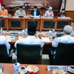 Pencegahan Covid-19, DPD RI Minta Pemerintah Pusat Tingkatkan Koordinasi dengan Pemda
