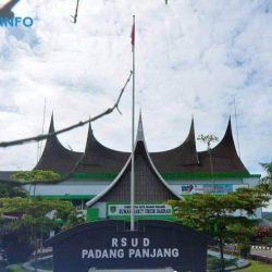 Kabar Baik, 10 Tenaga Kesehatan Kota Padang Panjang Dinyatakan Sembuh dari Covid-19