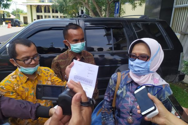 Dugaan Pencemaran Nama Baik, Polisi Periksa Ketua KPU Sumbar Sebagai Saksi Pelapor
