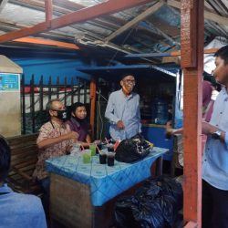 Membuhul Silaturahmi ala FWP-SB dan WAG Teh Talua di Tengah Pandemi Covid-19 danPSBB