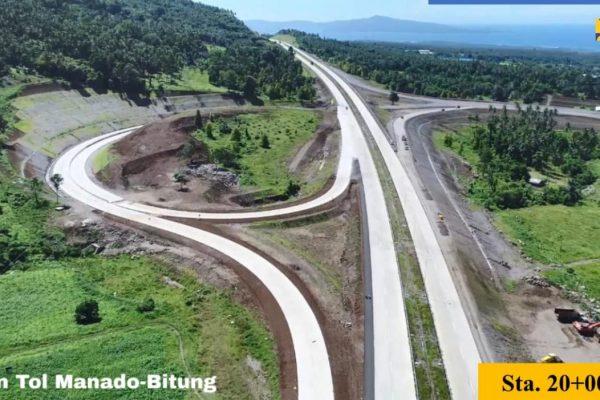 Dukung Pemulihan Ekonomi, Juni 2020 Kementerian PUPR Operasikan Empat Ruas Tol