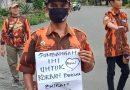 Ringankan Beban Korban Lonsor Tanjung Sani, Pemuda Pancasila Agam Lakukan Penggalangan Dana