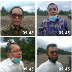 Empat Guru Besar Ahli Bagunan Gedung Apresiasi Pembangunan Padang Pariaman