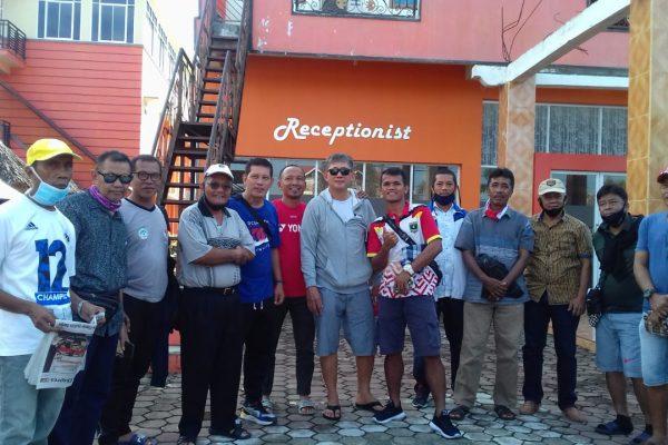 """Giatkan Laga Persahabatan, PTC dan MTC Padang """"Tour Tennis"""" ke Pekanbaru"""