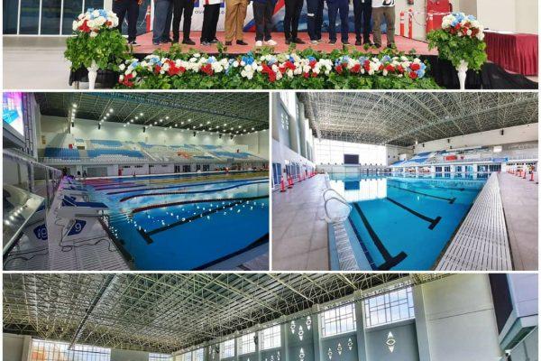 Penuhi Standar Olimpiade, Venue Aquatic PON XX Papua dapat Pengakuan dari FINA
