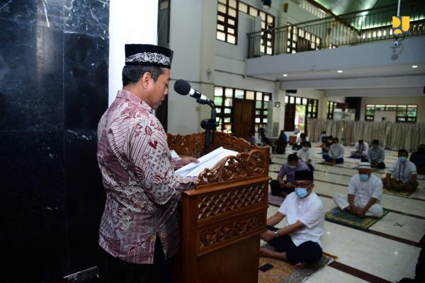 Kementerian PUPR Salurkan 95 Hewan Kurban ke 12 Provinsi