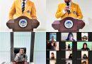 Rektor UNP Prof. Ganefri Buka PKKMB Jalur SNMPTN 2020 Secara Daring