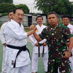 Derianton: Leonardy Tokoh Penerapan Karakter Nasionalisme melalui Karate