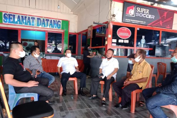 Dipimpin HM Tauhid, Relawan Non Partai FaGe Rapatkan Barisan